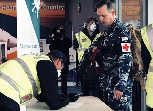 Tasmania coronavirus hospital closures