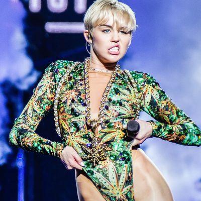 Miley Cyrus: 2014