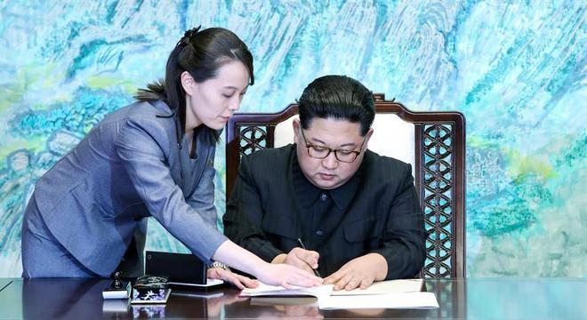 Quem é Kim Yo-jong, a irmã e possível sucessora de Kim Jong-un ...