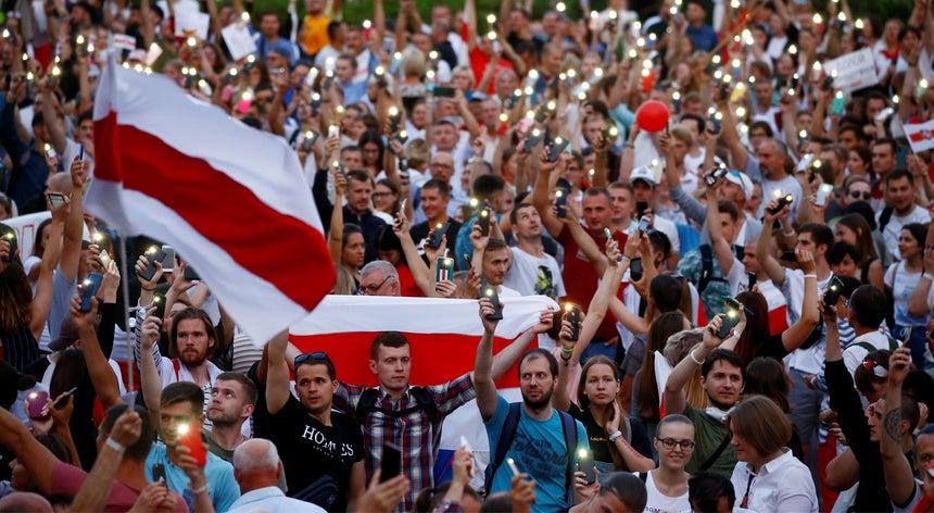 Líderes da União Europeia debatem crise na Bielorrússia