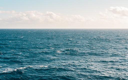Aquecimento global mudará a cor dos oceanos até o final do século ...