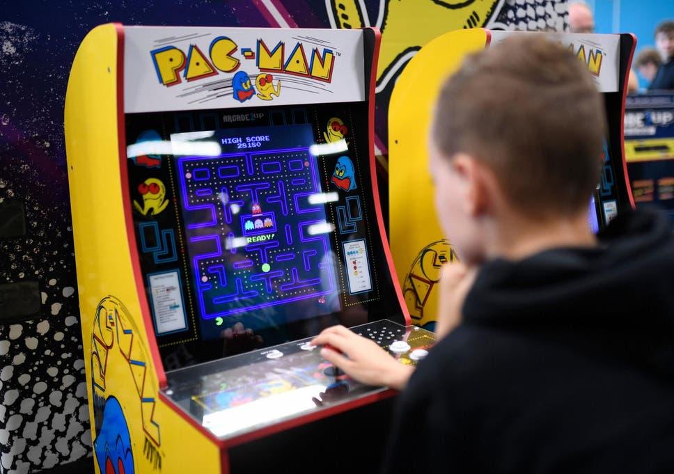 'Pacman' foi lançado pela Namco em 22 de maio de 1980 e continua sendo um dos jogos mais populares de todos os tempos