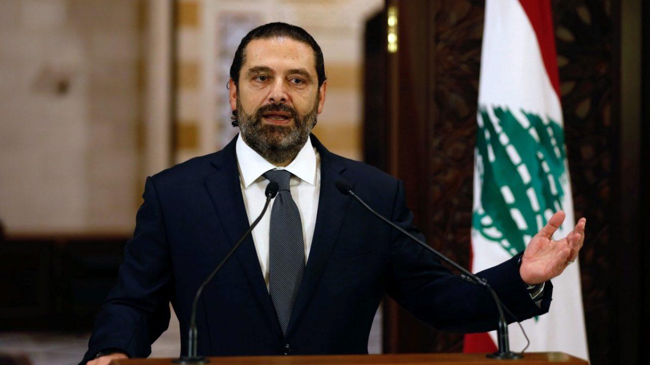 Primeiro-ministro do Líbano diz que apoiará eleição antecipada ...