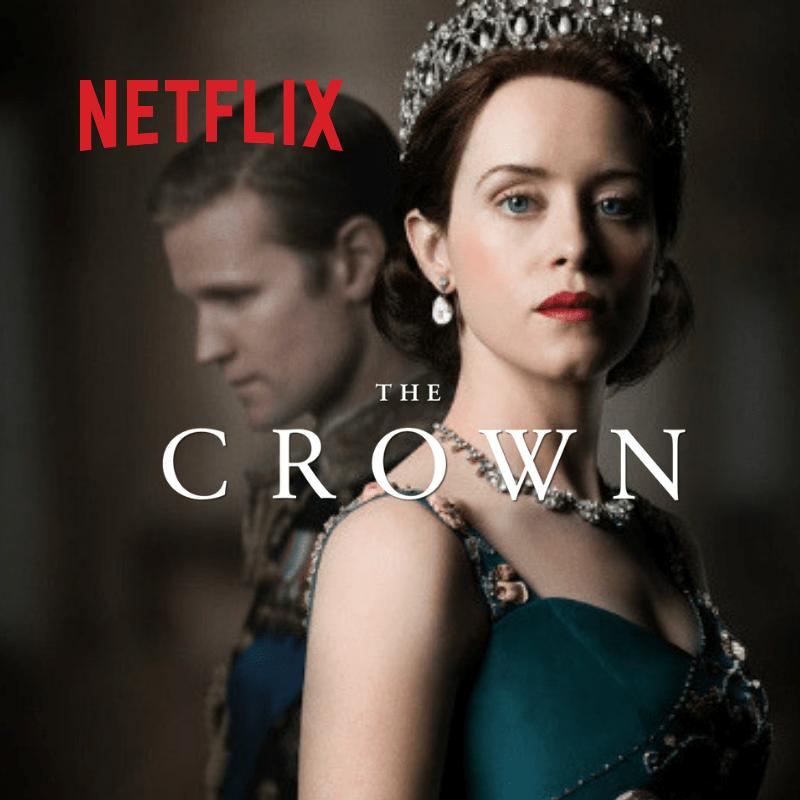 A série The Crown, sobre a rainha, é uma das melhores em liderança ...