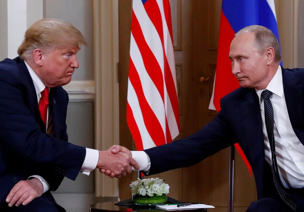 Agentes de inteligência dos EUA dizem que a Rússia tenta promover ...