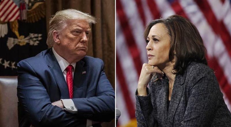 Trump repete estratégia usada contra Obama e coloca em dúvida a nacionalidade de Kamala Harris | Revista Fórum