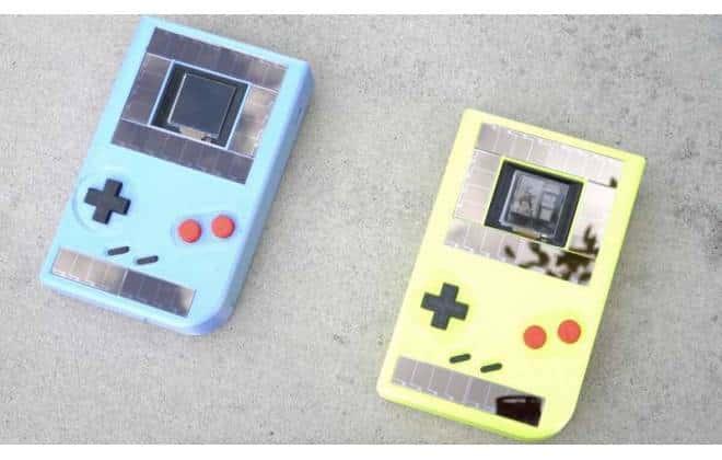 Game Boy experimental funciona com energia de cliques dos jogadores