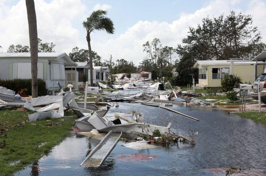 Sally se convierte en un huracán y entra en la costa del Golfo de México :  : El Litoral - Noticias - Santa Fe - Argentina - ellitoral.com : :