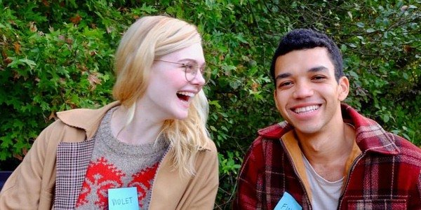 Elle Fanning e Justice Smith