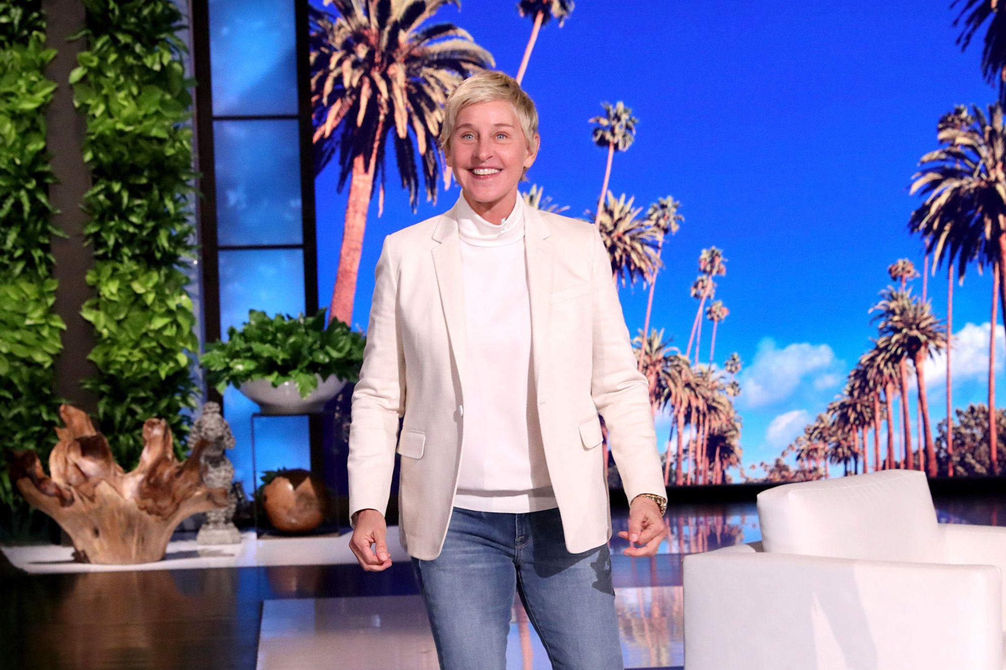 Ellen DeGeneres Addresses Toxic Workplace Allegations In First Monologue Since Hiatus | ETCanada.com