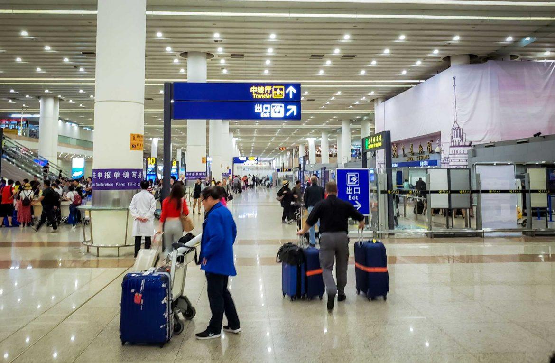 Shanghai-Airport-China