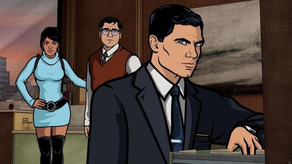 Elogiado pela crítica, 'Archer' acaba de lançar sua 11ª temporada