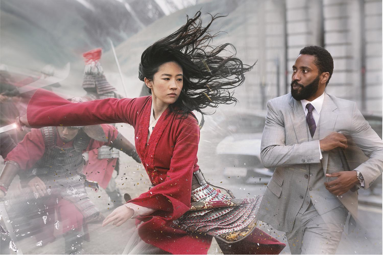 Mulan versus Tenet: dois caminhos opostos para o cinema pós-pandemia | VEJA