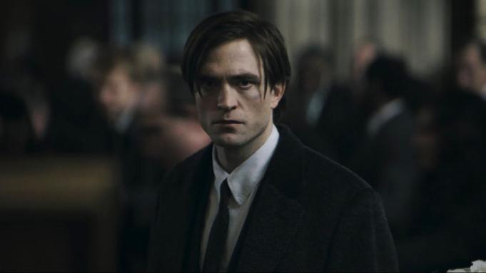 O Batman Robert Pattinson