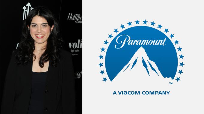 Elizabeth Raposo Elizabeth Raposo Paramount