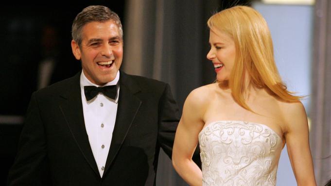 George Clooney Nicole Kidman