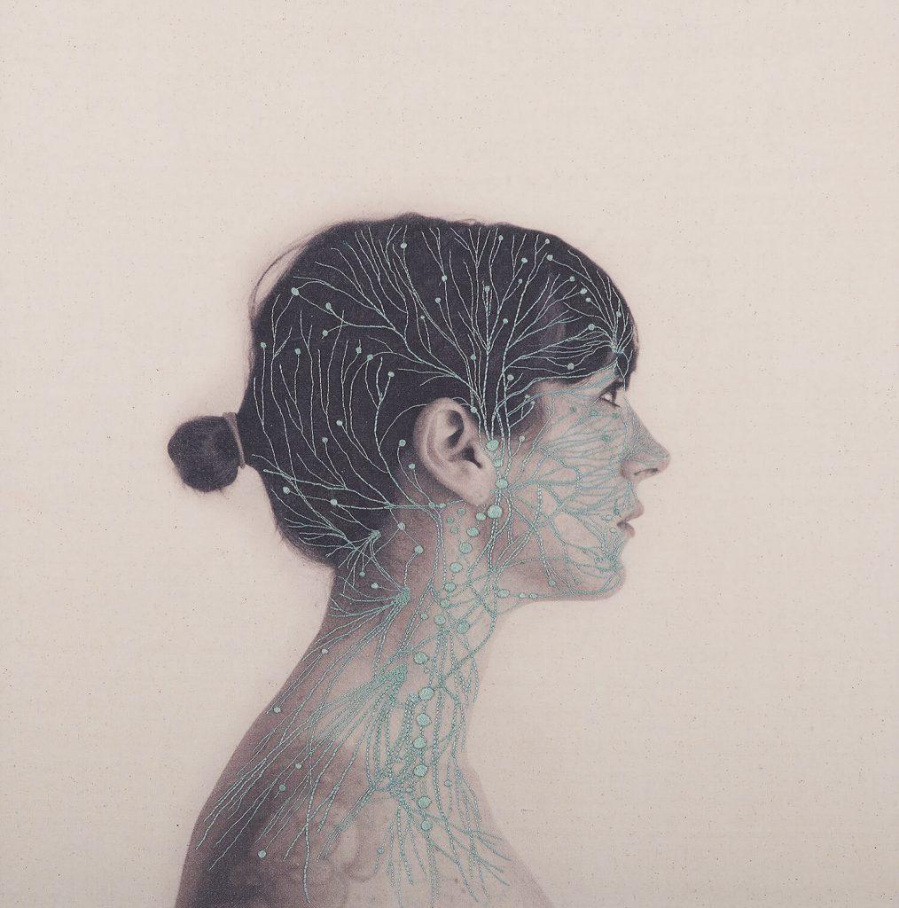 Juana Gómez: la bordadora de venas, huesos y músculos