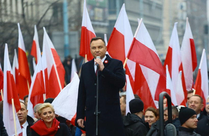 Is Israel snubbing Poland to placate Putin? - The Jerusalem Post