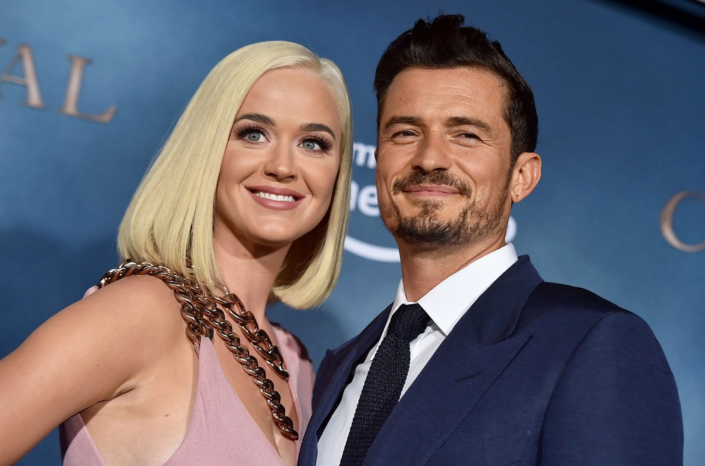 Orlando Bloom Says Pregnant Katy Perry Is a 'Force of Nature' | Billboard