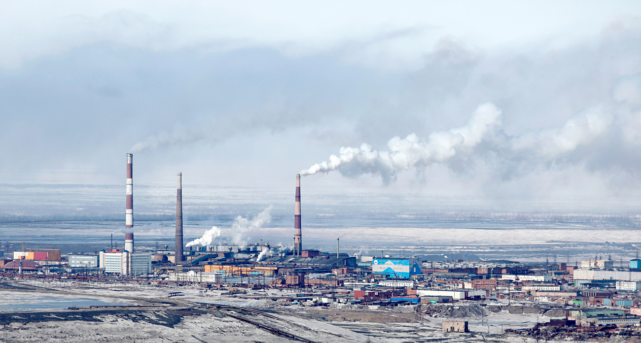 Northern exposure: Life in Norilsk, Russia's most polluted city - Russia  Beyond