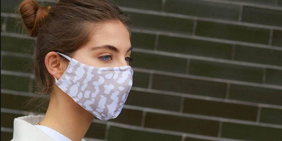 Parfois lança máscaras reutilizáveis com diferentes padrões – Marketeer