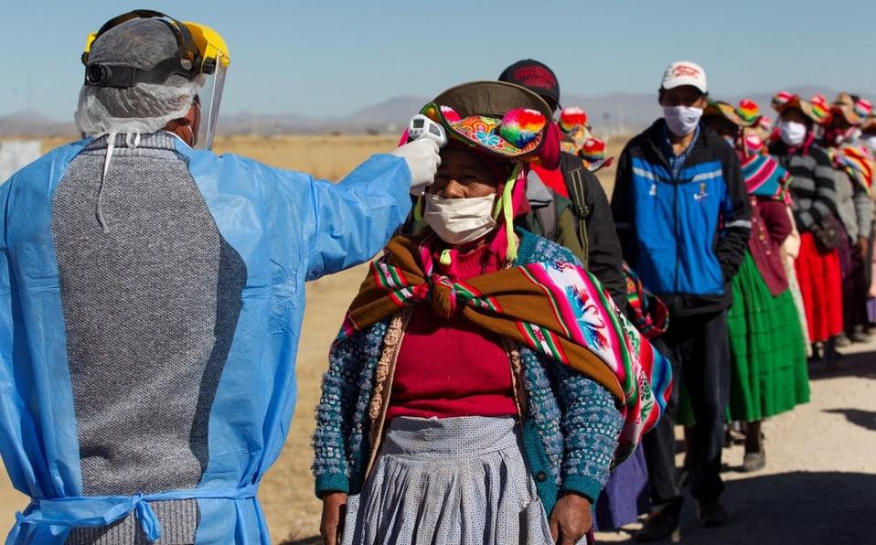 Perú supera los 7 mil casos diarios de coronavirus