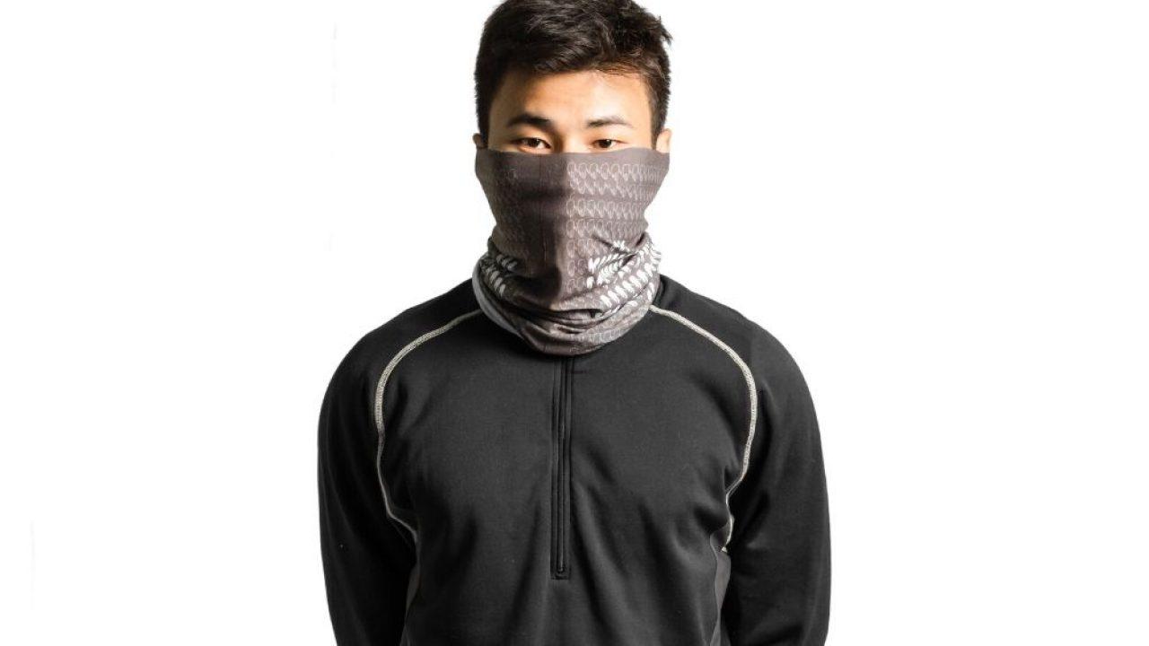 Sua bandana tubular não é uma máscara ideal contra o COVID-19