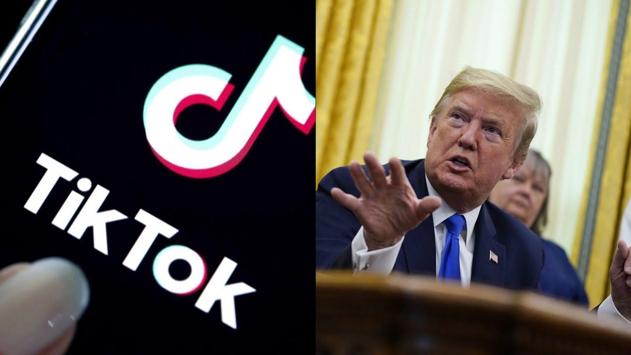 Trump Administration 'Looking At' Banning TikTok - Parentology