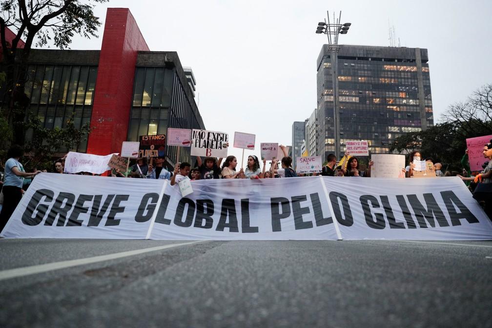 Greve global pelo clima no Brasil; veja como foram os protestos em várias  cidades do país | Natureza | G1