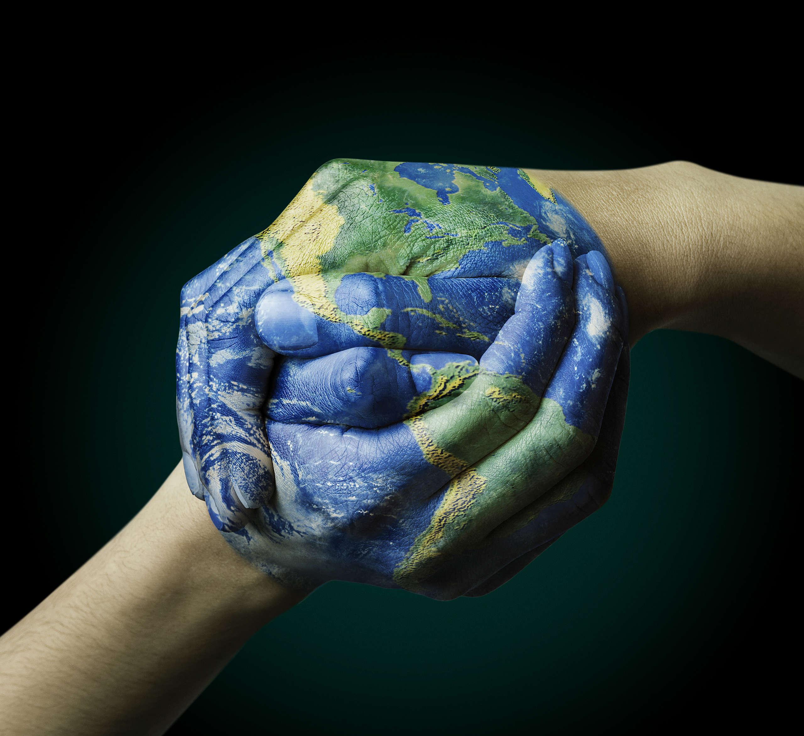 Covid-19: compaixão, cooperação, coragem e escolha - Greenpeace  International