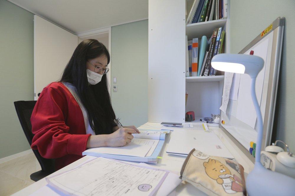 Pandemia amplia lacuna de aprendizagem na Coréia do Sul