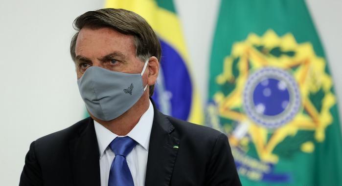 """Não esperava-me isto"""": Jair Bolsonaro, positivo à Covid-19"""