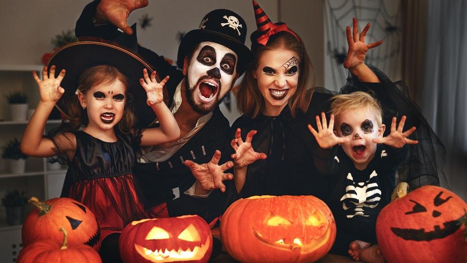 Halloween Family Night - Kid 101