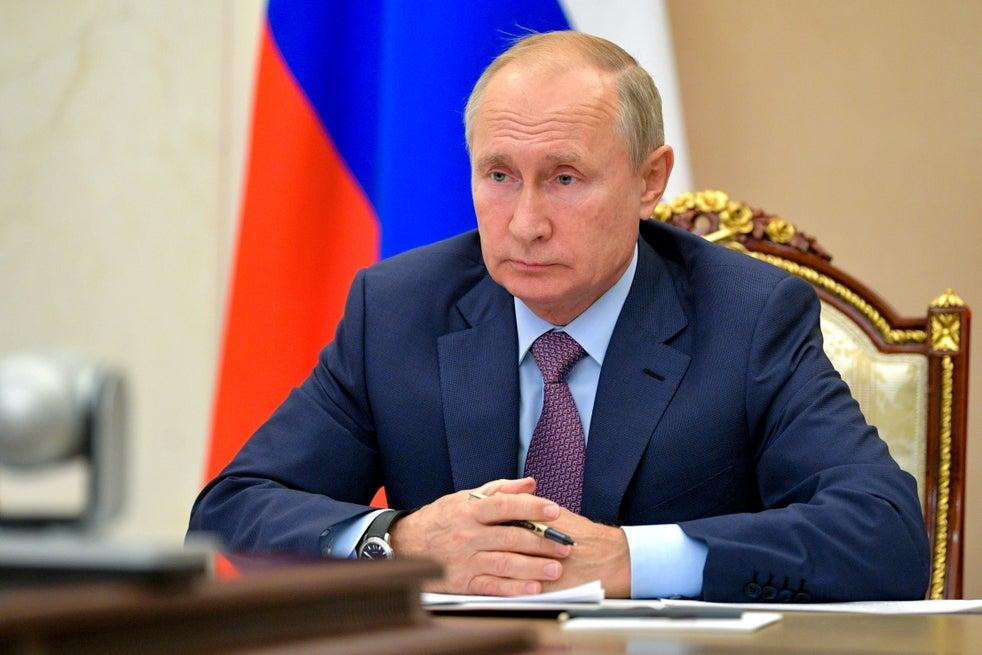 Rússia Putin