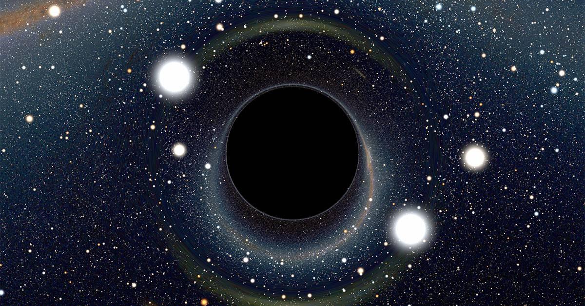6 razões por que os buracos negros são os objetos mais interessantes do  Universo | Super