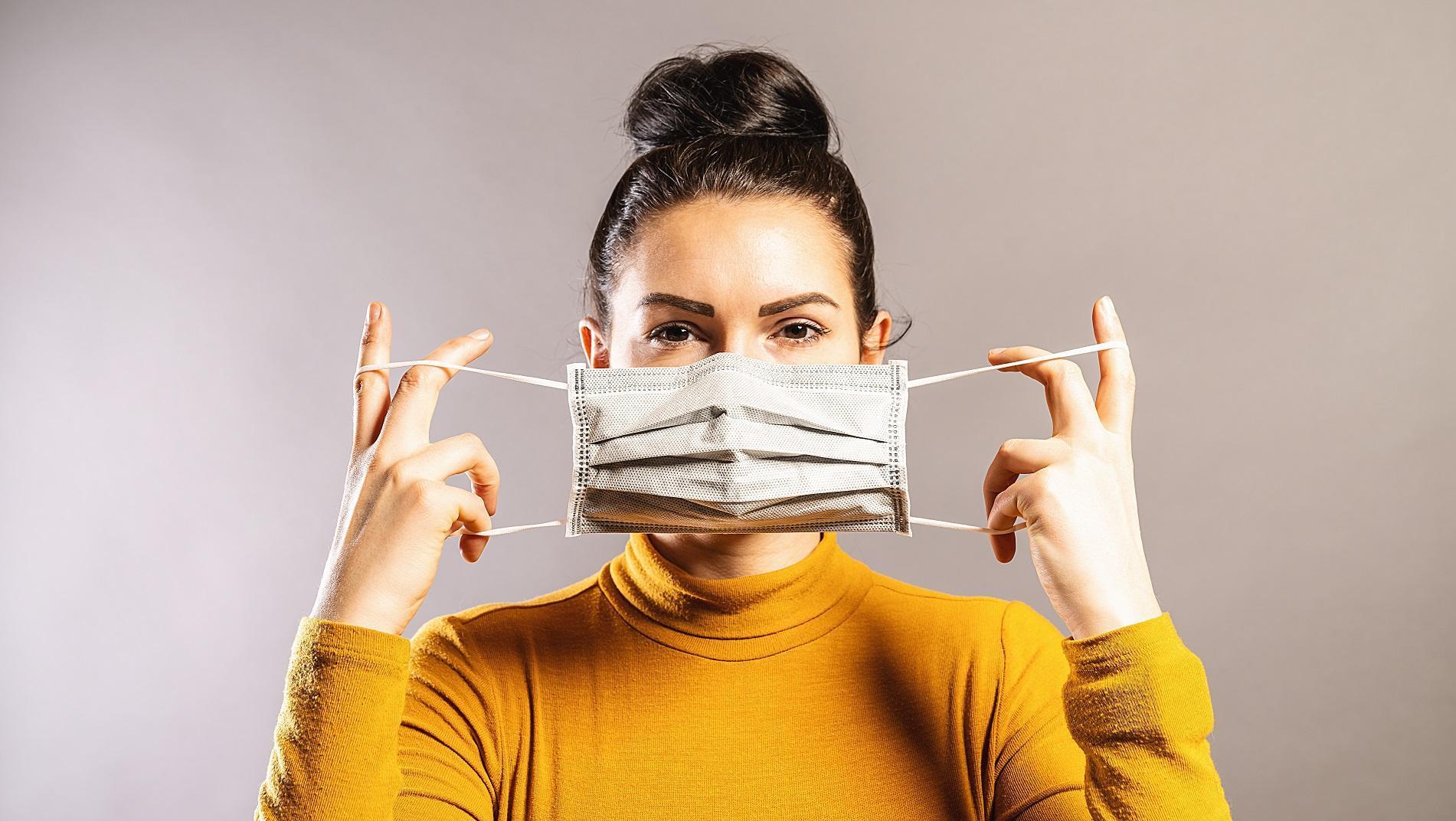 Recomendações para o uso de máscara caseira - O que você precisa saber -  Sesi - Informações SST