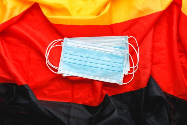 Autoridades alemãs concordam com bloqueio parcial para conter vírus