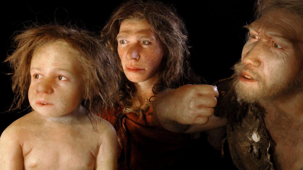 Nove mitos e verdades sobre os neandertais | VEJA