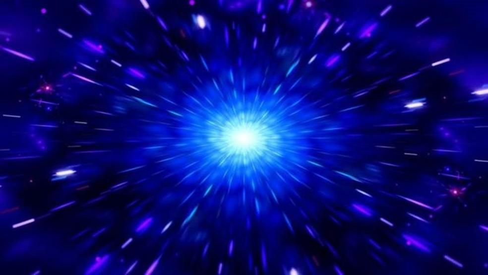 Há algo mais rápido do que a velocidade da luz? | Mundo | G1