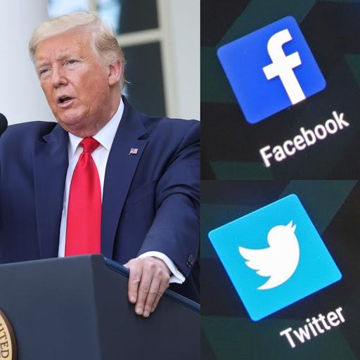 "Facebook, Twitter Remove Trump Post Over ""Harmful Coronavirus Misinformation"" - OnoBello.com"