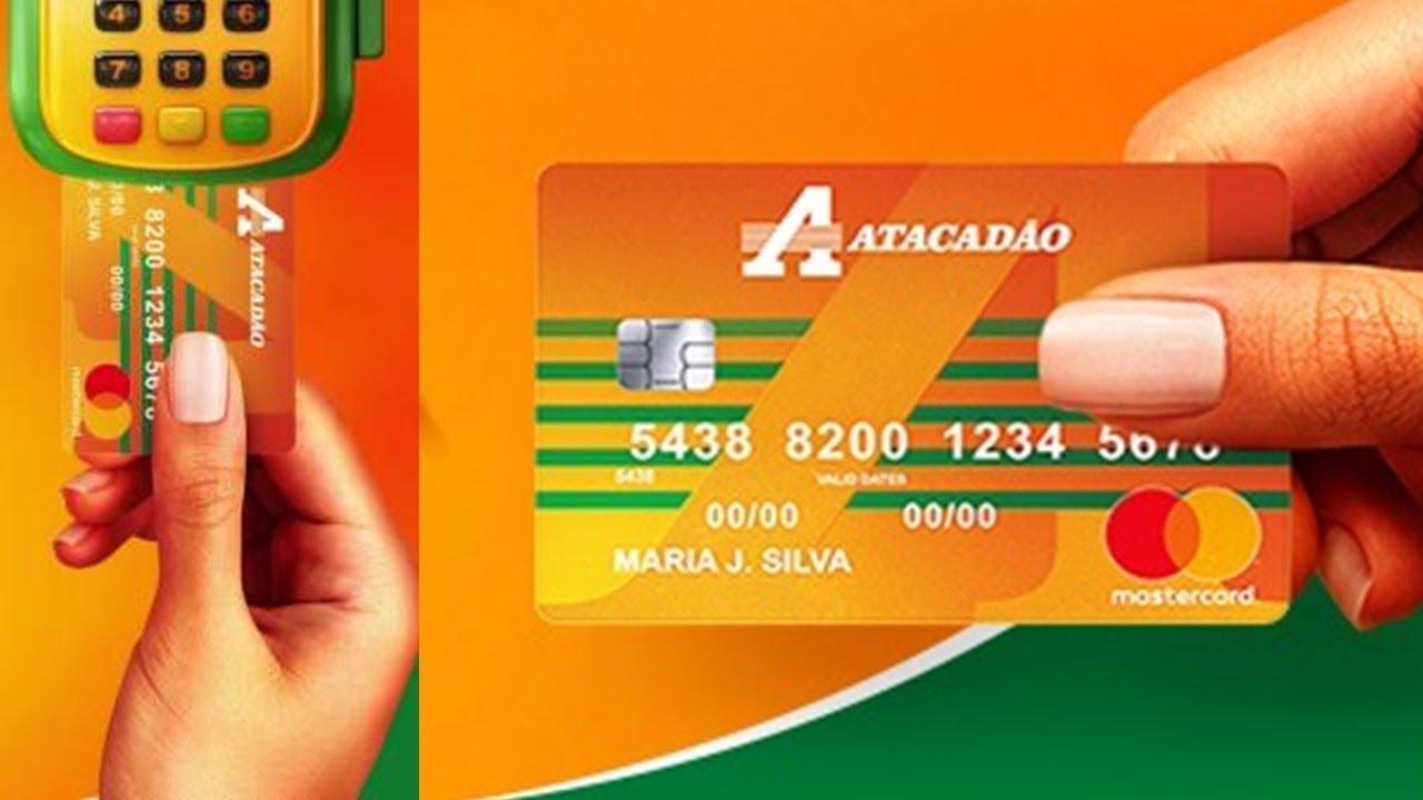 Cartão de Crédito Atacadão – Como solicitar
