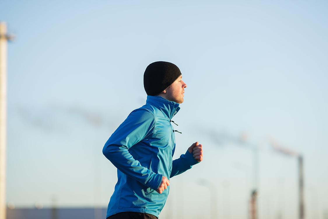 Poluição do ar anula os benefícios da atividade física | VEJA