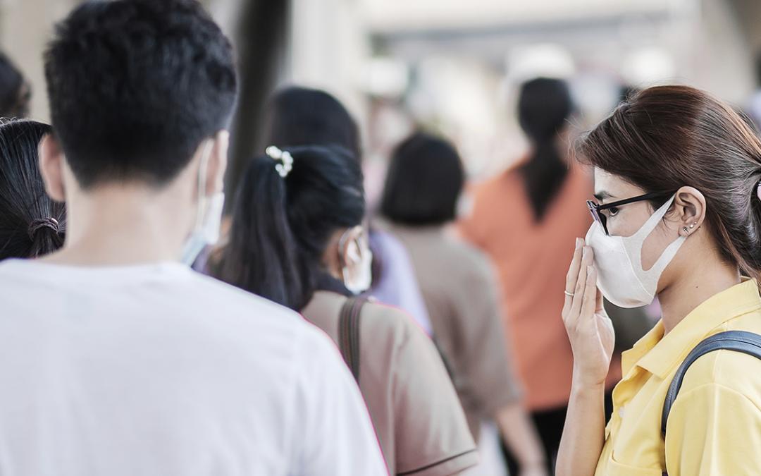 COVID-19: Estudo de presídios mostra que até mesmo pequenos encontros podem ser prejudiciais