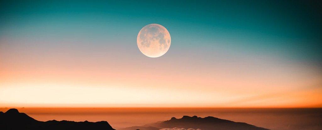 NASA anunciará uma 'emocionante nova descoberta sobre a lua' na segunda-feira