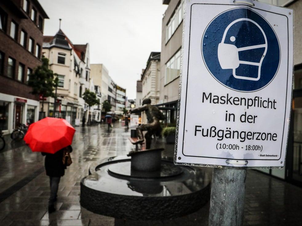 O coronavírus se espalha pela Europa com casos recordes na Alemanha, Polônia e Holanda