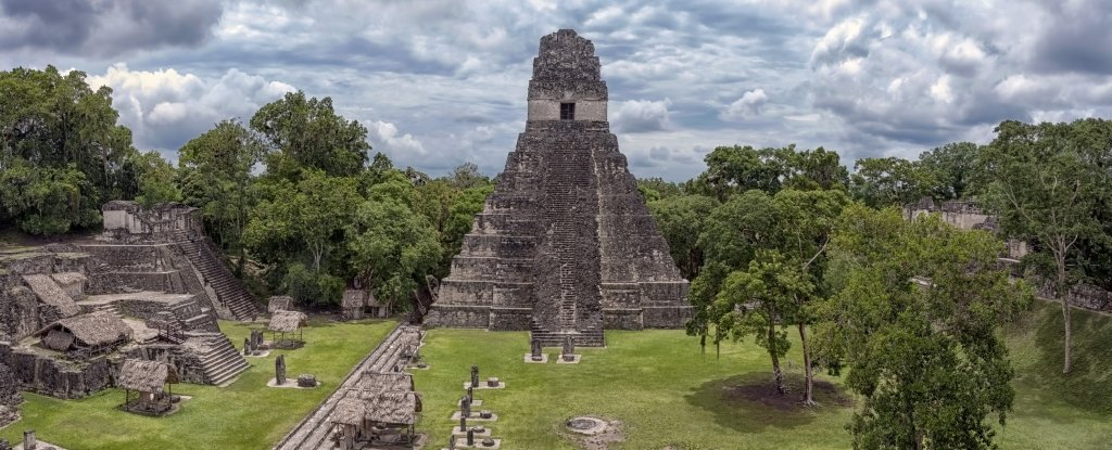 Antiga cidade maia tinha um sistema surpreendente de filtragem de água