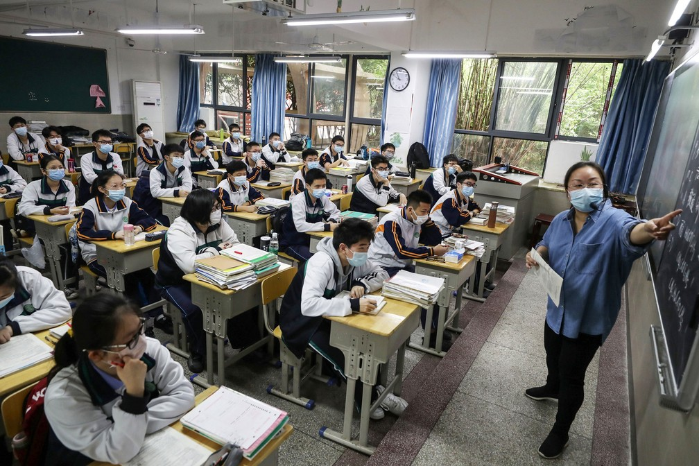 Volta às aulas após quarentena: veja 10 medidas adotadas em 8 países para a retomada do ensino   Educação   G1