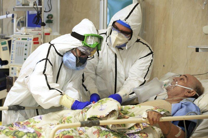 Irã e Líbano impõem restrições e recolhe, devido à pandemia do COVID-19