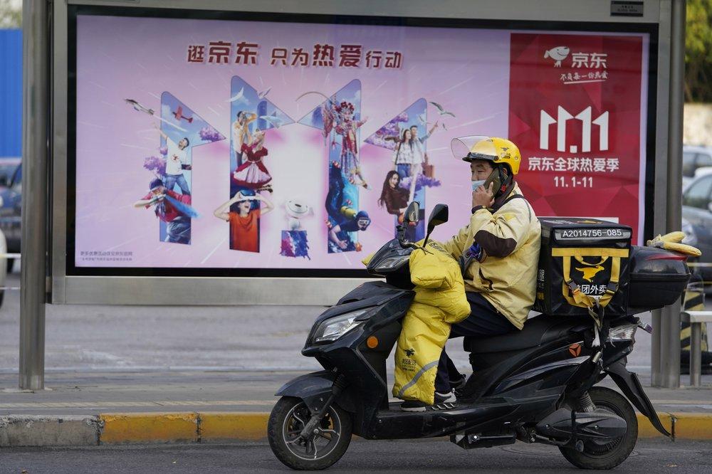 China se prepara para o maior festival de compras online do mundo