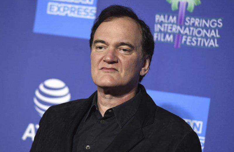 Tarantino negociou 2 livros sobre filmes, incluindo um seu
